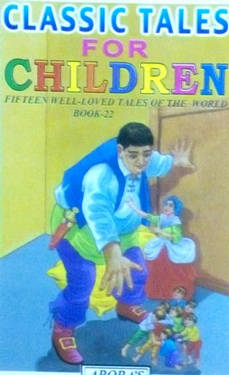 Classic tales for children book 22