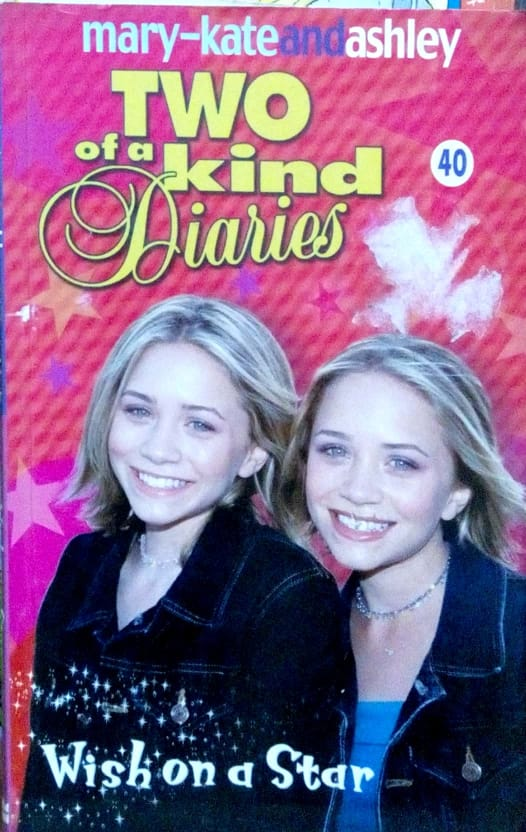 Mary-Kate and Ashley: Two of a kind diaries wish on a star