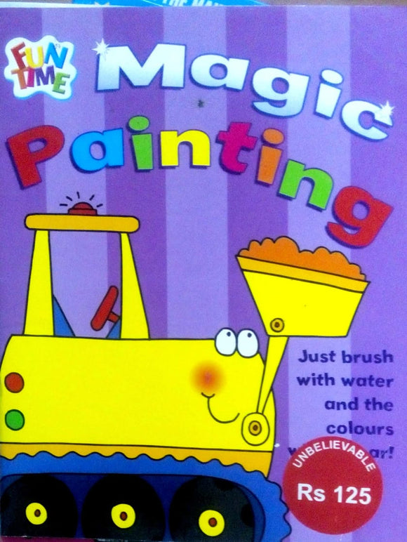 Fun Time: Magic painting