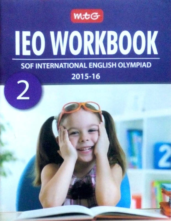 IEO Workbook: Sof international english olympiad 2015-16