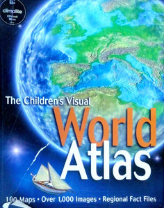 The children's visual: World atlas