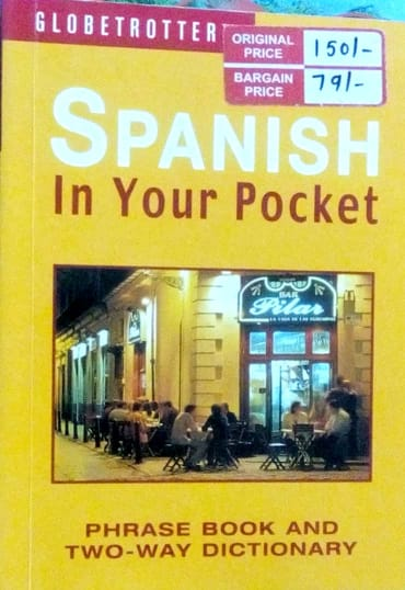 Spanish in your pocket