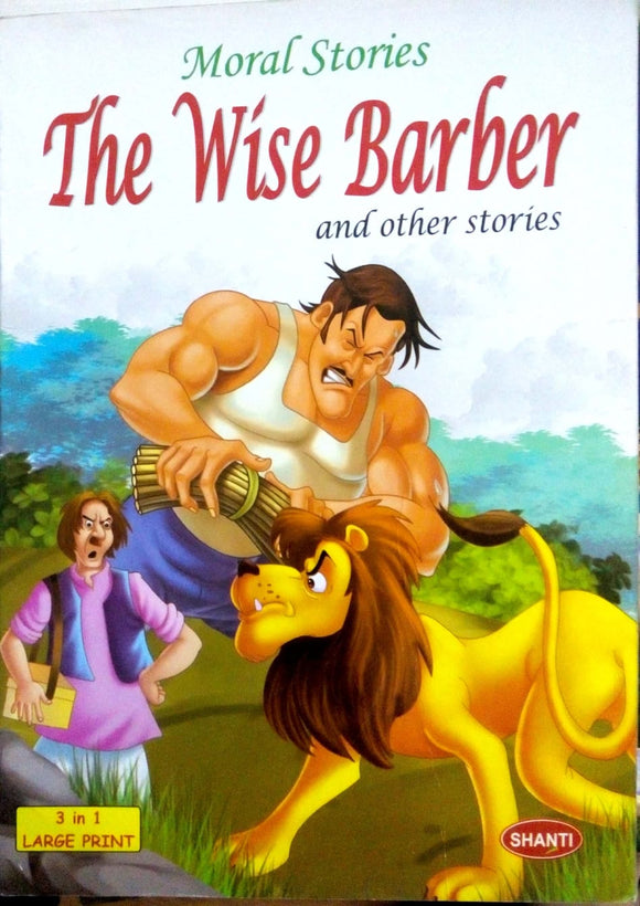 Moral stories: The wise barber and other stories
