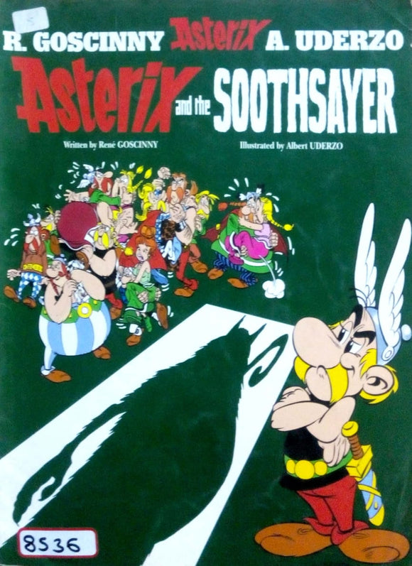 Asterix and the soothsayer by Albert Uderzo