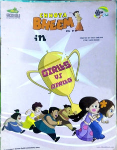 Chhota Bheem Vol. 82 in Bubble trap by Rajiv Chilka