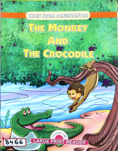 Tales from panchtantra: The monkey and the crocodile