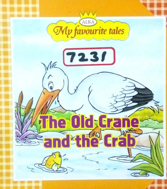 My favourite tales: The old crane and the crab