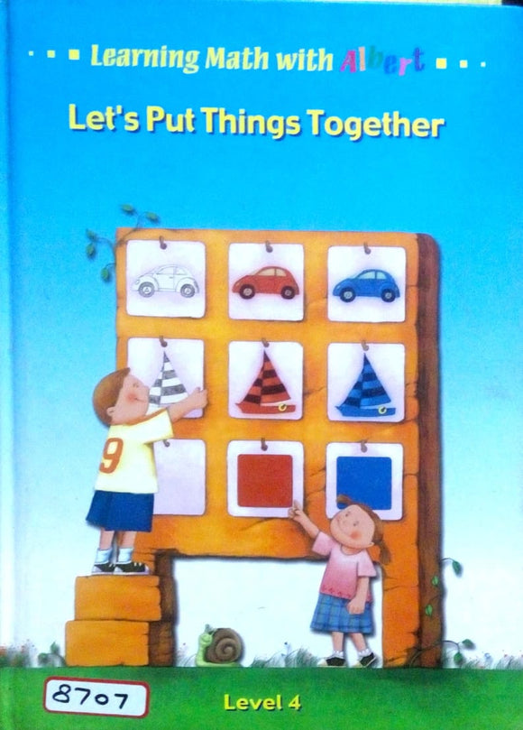Learning math with Albert: Let's put things together Level 4