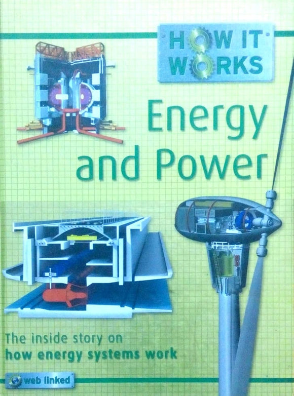 How it Works: Energy and power by Steve Parker
