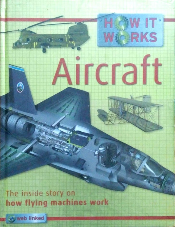 How it works: Aircraft by Steve Parker