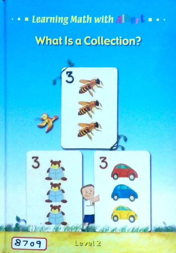 Learning Math with Albert: What is a collection? Level 2
