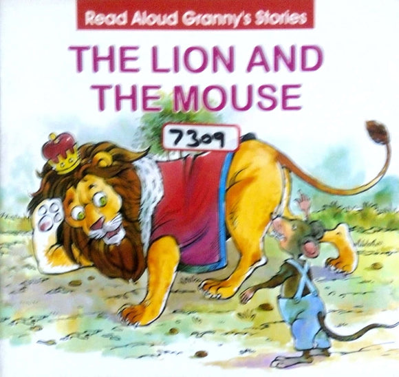 Read aloud granny's stories: The lion and the mouse