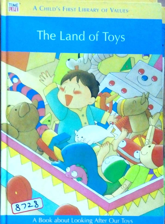 Time life: The land of toys