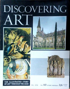 Discovering art vol 5 no. 60