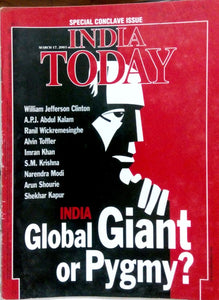 Special conclave issue: India Today Mar 17, 2003