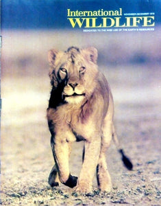 International wildlife Nov Dec 1978
