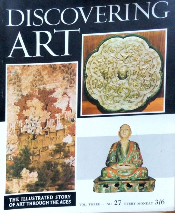 Discovering art vol. 3 no. 27