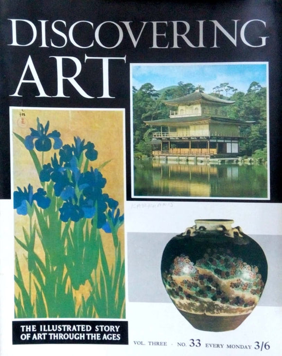 Discovering art vol. 3 no. 32