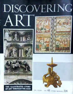 Discovering art vol. 4 no. 41