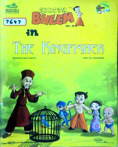 Chhota Bheem in The kingfisher by Nidhi Anand (Vol. 50)