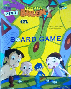 Chhota Bheem in Board game by Nidhi Anand (Vol. 45)