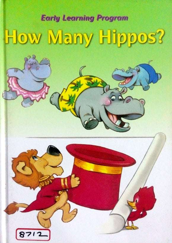 Early learning program: How many hippos?