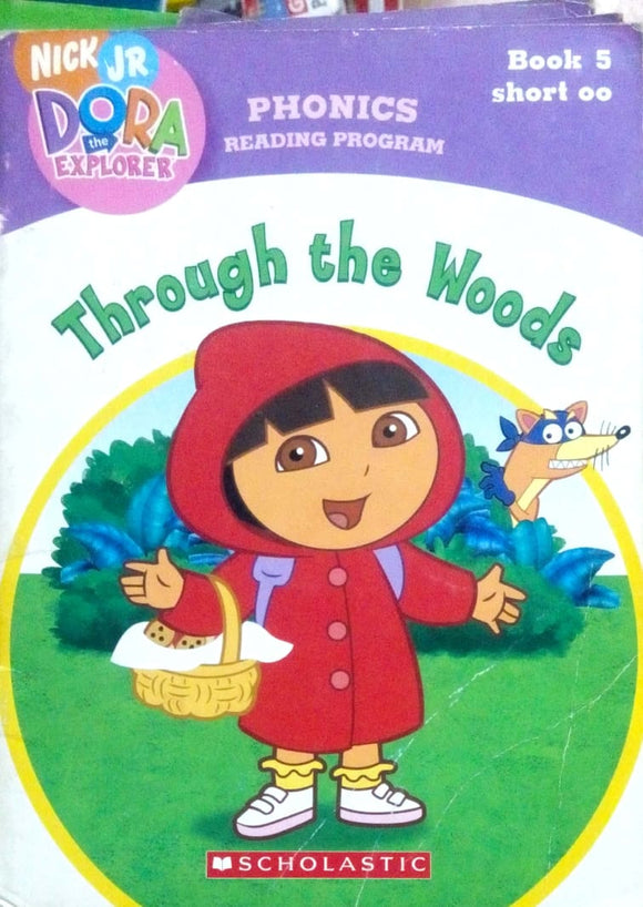 Phonics reading program:Through the woods Book 05