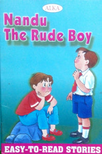 Easy to read stories: Nandu the rud boy