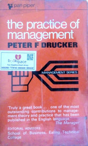 The practice of management by Peter Drucker
