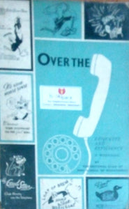Over the telephone