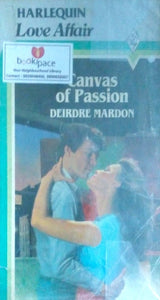 Canvas of passion by Derdre Mardon