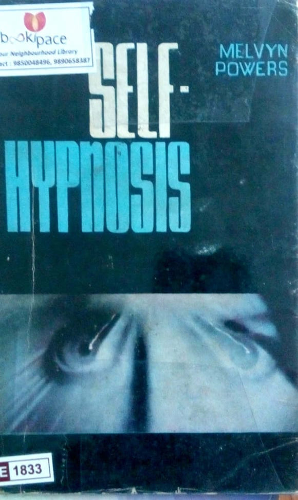 Self hypnosis by Melvyn Powers