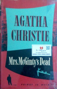 Agatha Christie by Mrs. Mcginty's Dead
