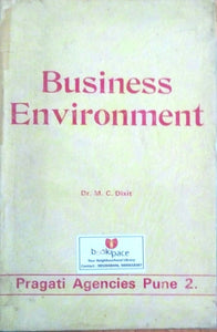 Business Environment by Dr. M.C.Dixit