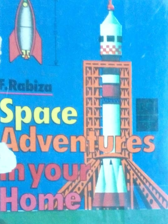 Space adventures in your home by F. Rabiza