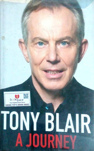 A journey by Tony Blair