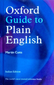 oxford guide to plain english by martin cutts half price books india rh halfpricebooks in oxford guide to plain english pdf download oxford guide to plain english review
