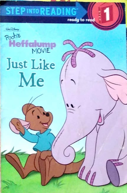 Pooh's Heffalump movie: Just like me by Apple Jordan