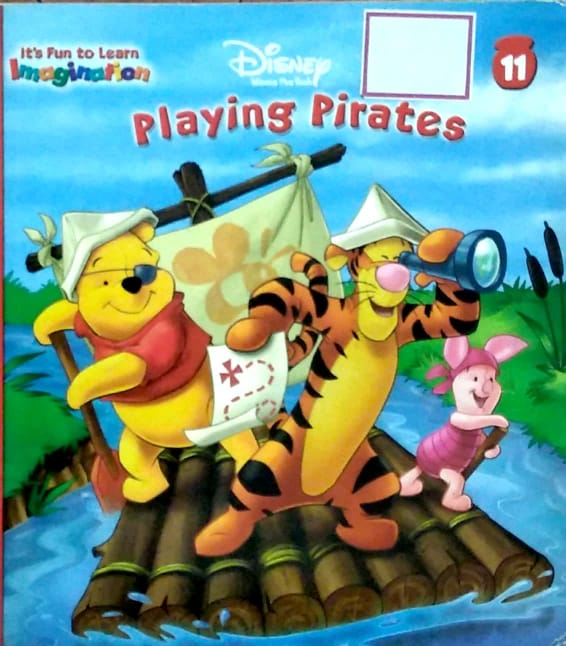 Disney: Playing pirates