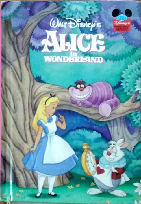 Waly Disney's: Alice in wonderland