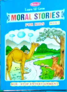 Moral stories for kids Book 2