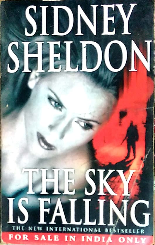 The sky is falling by Sidney Sheldon