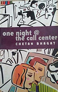 One Night @ Call Center by Chetan Bhagat