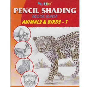 Pencil Shading Made Easy Animal And Birds 1