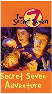 Secret Seven Adventure by Enid Blyton