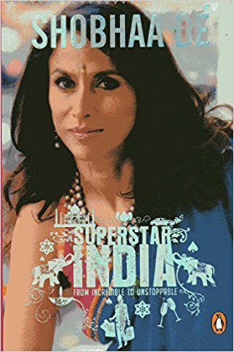 Superstar India by Shobhaa De