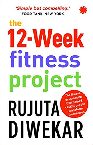 The 12-Week Fitness Project by Rutuja Divekar