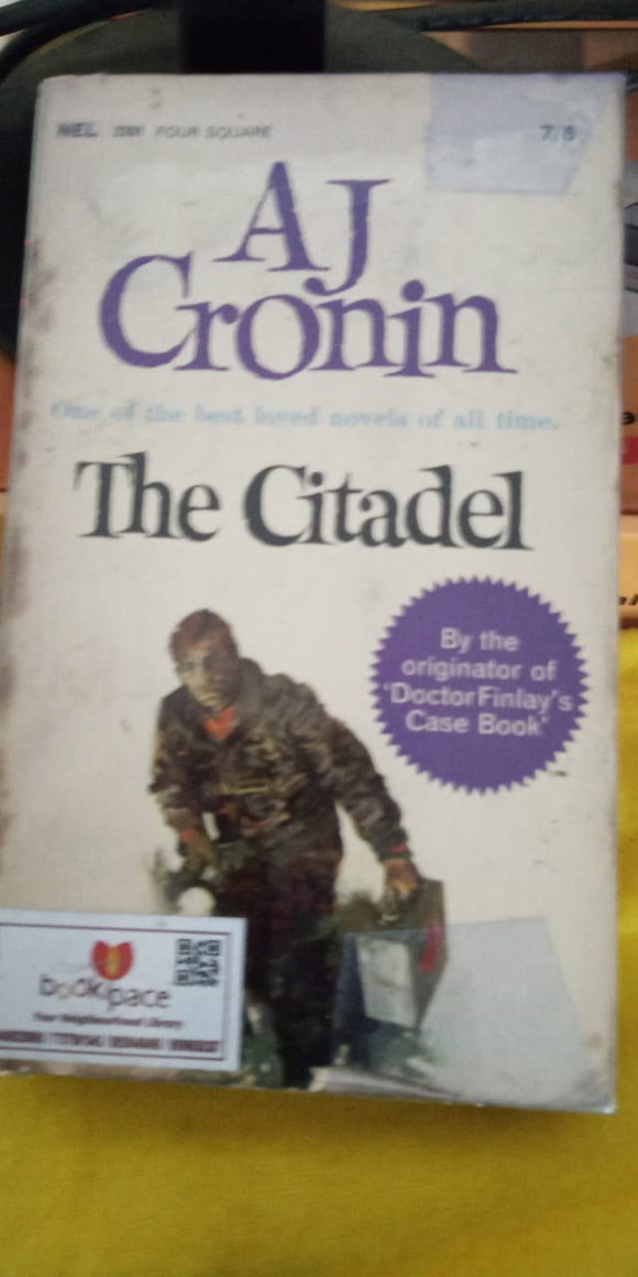 The Citadel by AJ Cronin