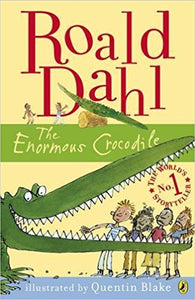 The Enormous Crocodile (Dahl Fiction) by Roald Dahl