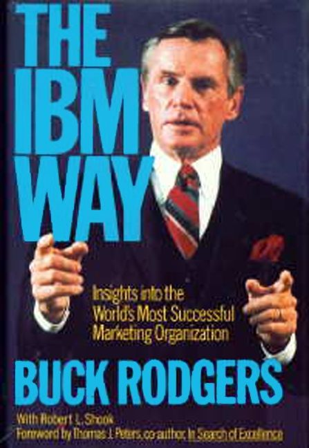 The IBM Why by Buck Rodgers